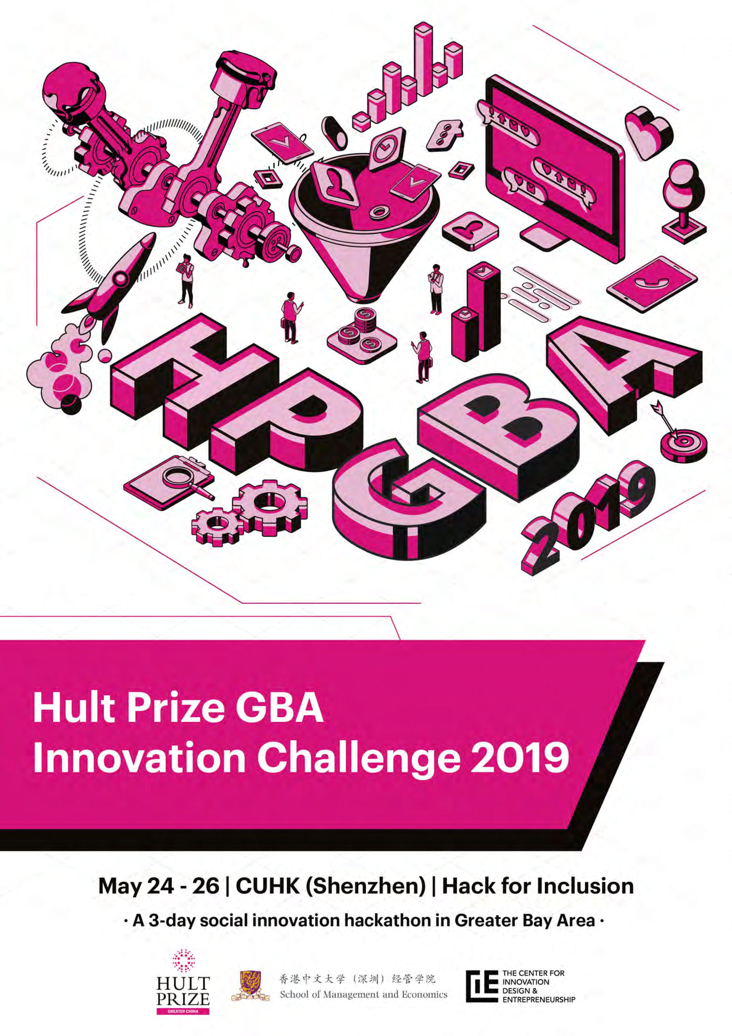 Hult Prize Greater Bay Area Innovation Challenge 2019