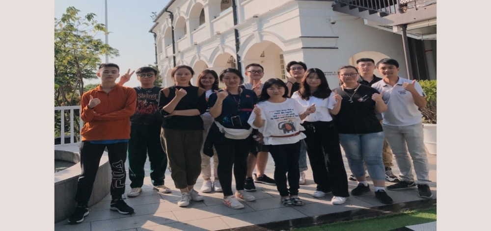 An Experiential Learning Visit to Tai O