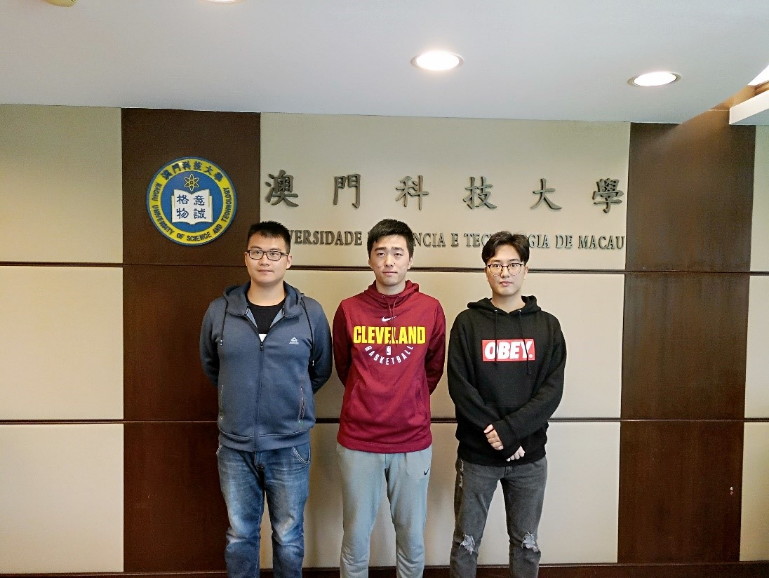 FIT Students Won the 2nd Place at the 2017 National Undergraduate Mathematical Contest in Modeling