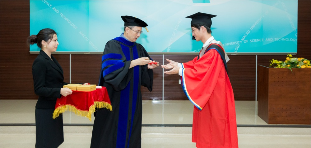 Graduation Ceremony of Faculty of Information Technology