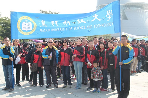 "Six Hundred Teachers and Students Participated for ""Walks for Millions"