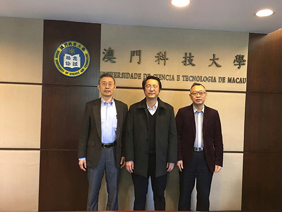 Prof. Wan Wanggen, Director of Smart City Institute,Shanghai UniversityVisited Our Faculty