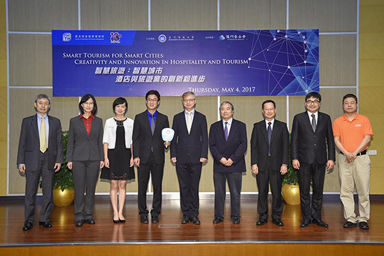 "Faculty of Hospitality and Tourism Management held ""Smart Tourism for Smart Cities"" Symposium at M.U.S.T."