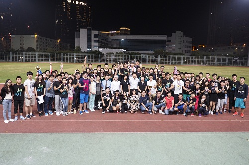 To celebrate the 15th Anniversary of Macau University of Science and Technology and the 4th MUST Games Held Successfully