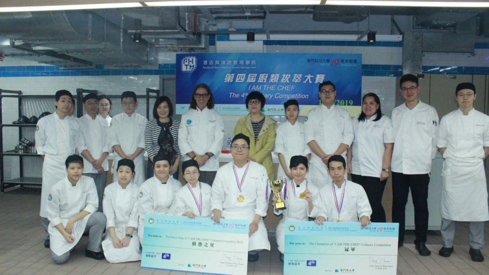 Faculty of Hospitality and Tourism Management organizes the 4th Culinary Competition