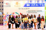 FHTM Students Visiting the 33rd Hong Kong International Travel Exposition