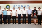 CASS President Xie Fuzhan visits M.U.S.T.  Wishes to Reinforce Cooperation in Humanities and Social Sciences