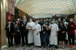 FHTM Food and Beverage Management Instructor and Students Invited to Visit MGM COTAI